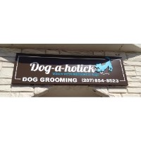 Dog-a-holick LLC Westbrook Maine Logo