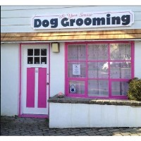 At Your Service Dog Grooming Morrisville Pennsylvania Logo