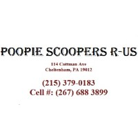 Poopie Scoopers R-Us Moorestown New Jersey Logo