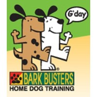 Bark Busters Home Dog Training Marion Iowa Logo