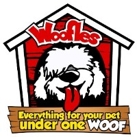 Woofles Pet Center Mcallen Texas Logo