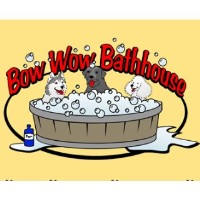 Bow Wow Bathhouse South Deerfield Massachusetts Logo