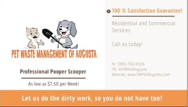 Pet Waste Management of Augusta