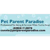 Pet Parent Paradise Gulfport Mississippi Logo