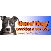 Good Dog! Coaching and Pet Care Lilburn Georgia Logo