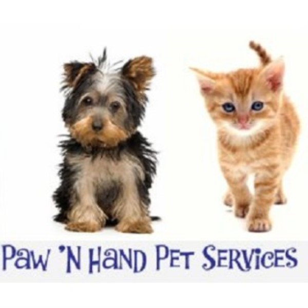 Paw 'n Hand Pet Services Dundee