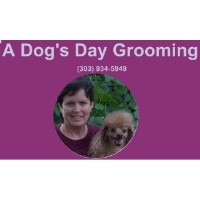 A Dog's Day Grooming Denver Colorado Logo