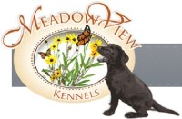 MeadowView Kennels Appleton Wisconsin Logo