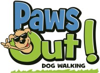Paws Out, LLC Natick Massachusetts Logo
