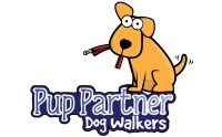 Pup Partner Dog Walkers Charlotte North Carolina Logo