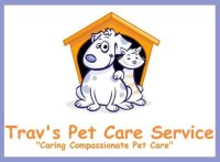 Trav's Pet Care Service Las Vegas Nevada Logo