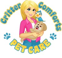 Critter Comforts Pet Care Merrillville Indiana Logo