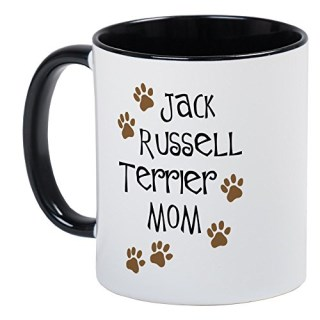 CafePress - Jack Russell Terrier Mom - Unique Coffee Mug, Coffee Cup