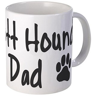 CafePress - Plott Hound DAD Mug - Unique Coffee Mug, Coffee Cup