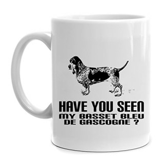 Eddany Have you seen my Basset Bleu De Gascogne? Mug