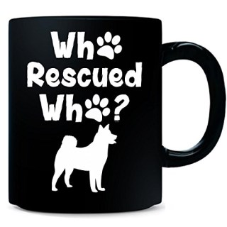 Alaskan Malamute Cool Gifts For Rescue Dog Owners Or Lovers - Mug