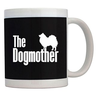 Teeburon The dogmother Japanese Spitz Mug