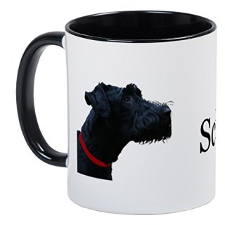 CafePress - Giant Schnauzer Mug - Unique Coffee Mug, Coffee Cup