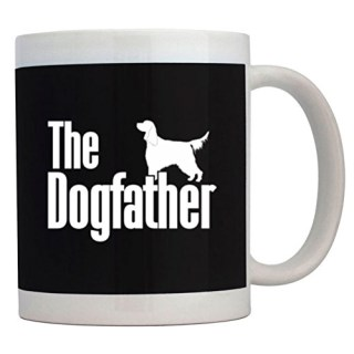 Teeburon The dogfather Gordon Setter Mug