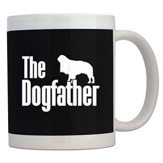 Teeburon The dogfather English Toy Spaniel Mug