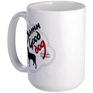 CafePress - Entlebucher Sennenhund Large Mug - Coffee Mug, Large 15 oz. White Coffee Cup