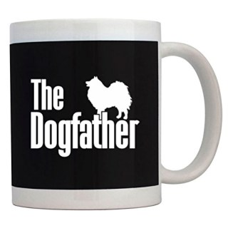 Teeburon The dogfather Japanese Spitz Mug