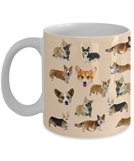 Dog Lover Mug 11oz - Welsh Corgi - Pembroke Breed Cup