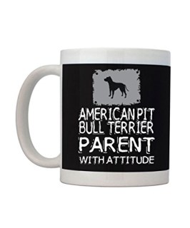 Idakoos - American Pit Bull Terrier parent with attitude - Dogs - Mug