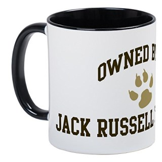 CafePress - Jack Russell Terrier: Owned - Unique Coffee Mug, Coffee Cup