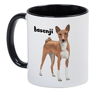 CafePress - Basenji - Unique Coffee Mug, Coffee Cup