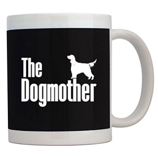 Teeburon The dogmother Gordon Setter Mug