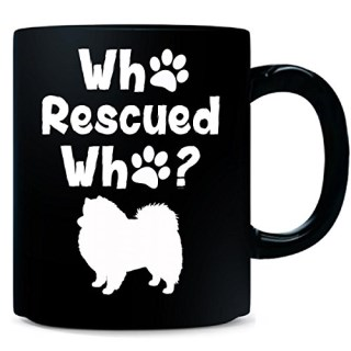 American Eskimo Spitz Cool Gifts Rescue Dog Owners Or Lovers - Mug