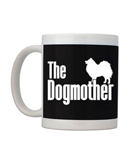 Idakoos - The dogmother Japanese Spitz - Dogs - Mug