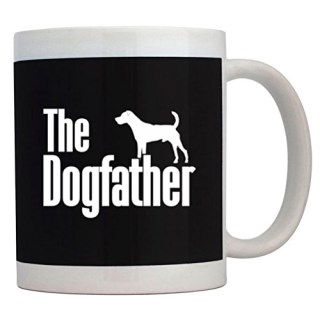 Teeburon The dogfather Parson Russell Terrier Mug
