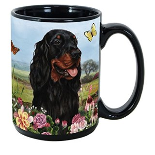 My Faithful Friend Mugs (Gordon Setter)