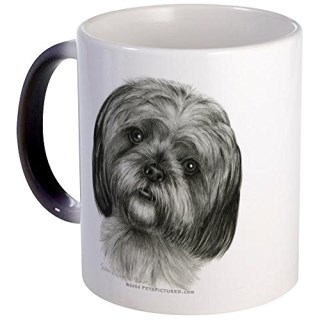 CafePress - Shih Tzu - Coffee Mug, Novelty Coffee Cup
