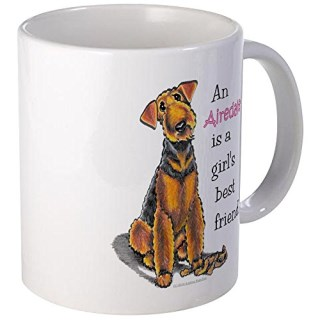 CafePress - Airedale Terrier Lover - Coffee Mug, Novelty Coffee Cup