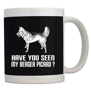 Teeburon Have you seen my Berger Picard? Mug