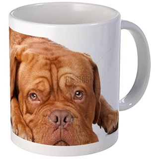 CafePress - Dogue De Bordeaux (French Mastiff) - Coffee Mug, Novelty Coffee Cup