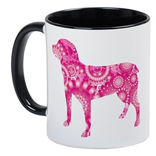 CafePress - Entlebucher Sennenhund Mug - Unique Coffee Mug, Coffee Cup