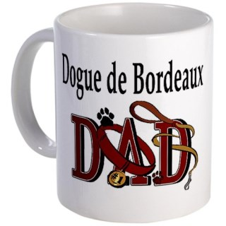 CafePress Dogue de Bordeaux Mug - Standard