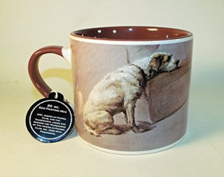 English Setter Extra Large Coffee Mug - English Setter Painting by American Kennel Club