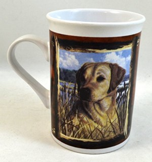 Tea or Coffee Mug - Beautiful Yellow Labrador Retriever