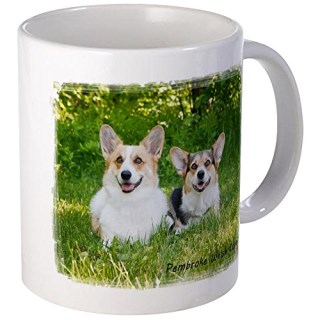 CafePress - Pembroke Welsh Corgi Mug - Unique Coffee Mug, Coffee Cup