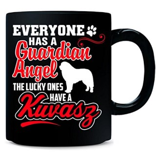 Only the Lucky ones have a Kuvasz - Mug