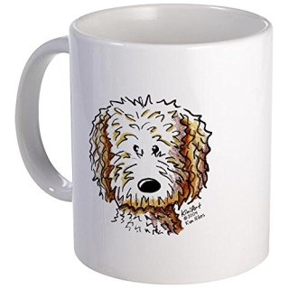 CafePress - Goldendoodle Dog - Coffee Mug, Novelty Coffee Cup