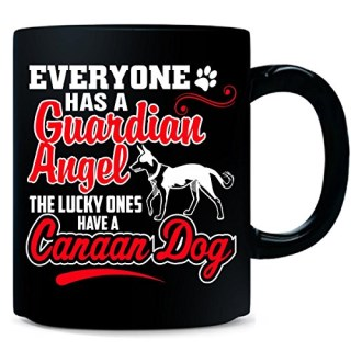 Lucky ones have a Canaan Dog - Mug