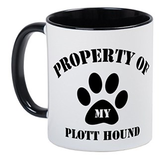 CafePress - My Plott Hound Mug - Unique Coffee Mug, Coffee Cup