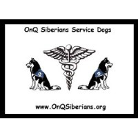 Onq Siberians Service Dogs