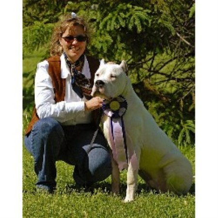 Lirio Blanco Dogos Argentinos, Dogo Argentino Breeder in ...